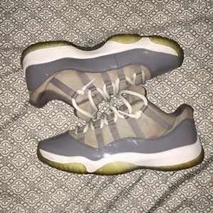 Jordan 11 cool grey low (2018)
